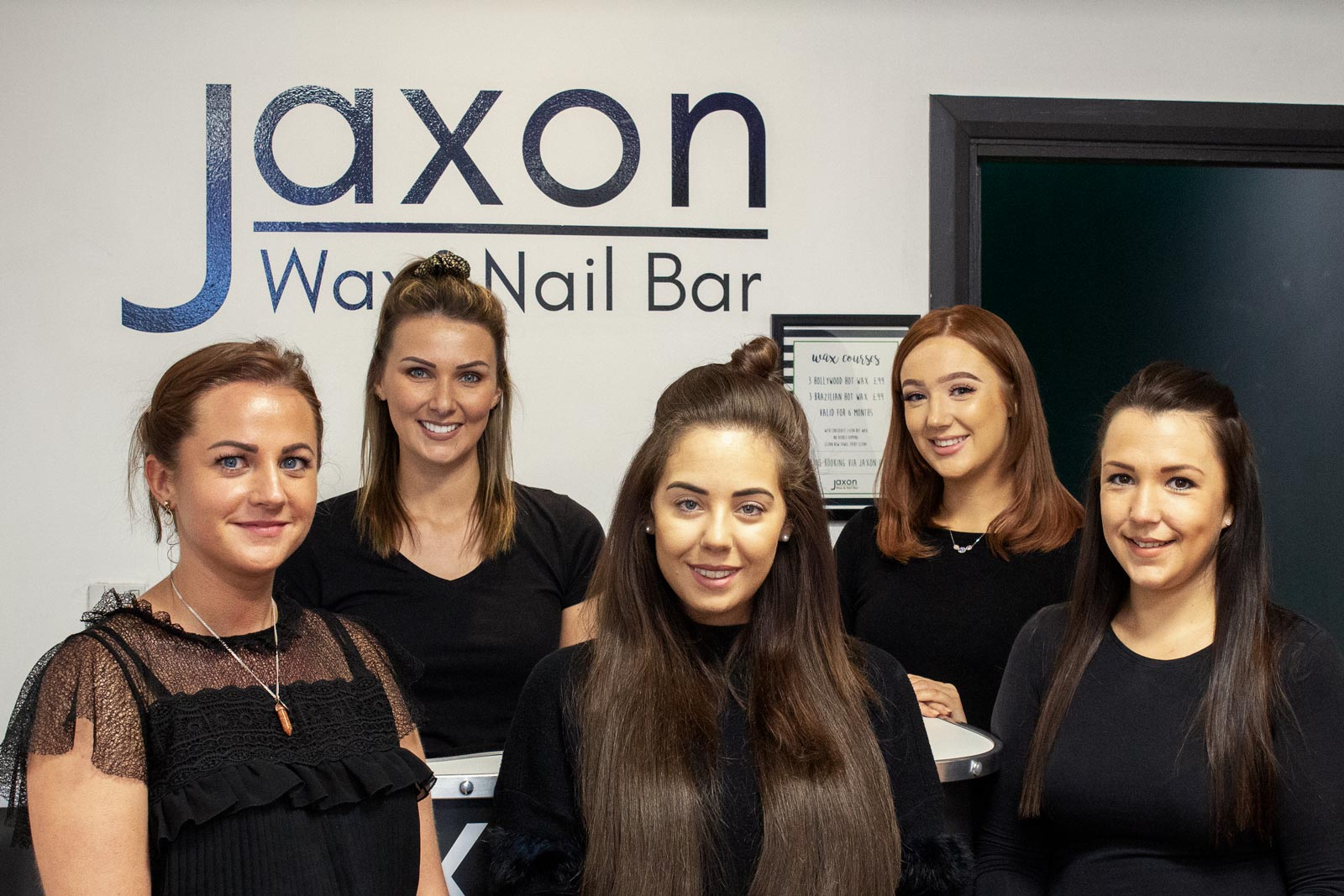 Jaxon London - Wax and Nail Bar