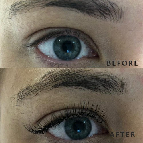 Lash Extensions by Jaxon London
